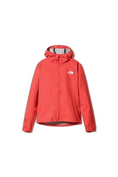 Kadın Outdoor Ceketi Nf0a5387v331 Turuncu