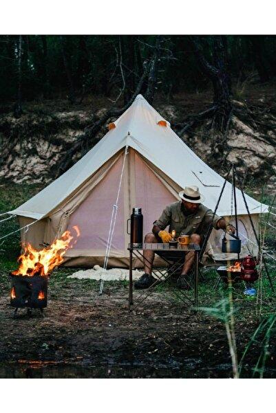 Campout Büyük Kamp Çadırı 4 Mt
