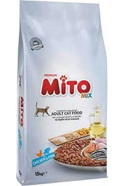 Mix Kedi Maması 15kg