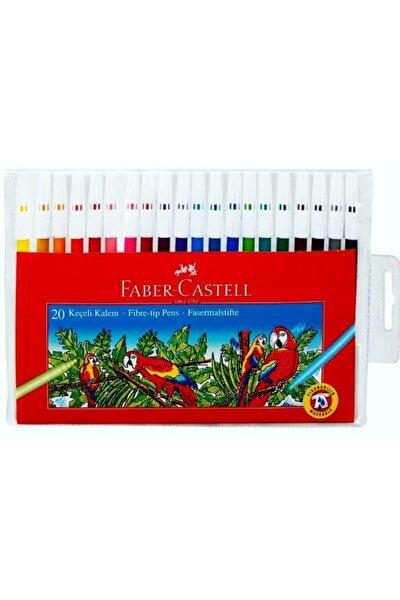 20 Renk Keçeli Kalem