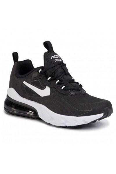 Kadın Siyah Air Max 270 React Ss20 (gs) Spor Ayakkabı Bq0103-009