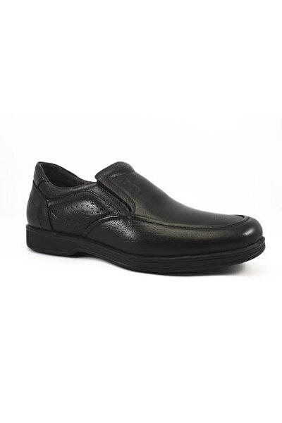 Erkek Ayakkabı Kışlık Comfort Taban Hakiki Deri 38-39 Numara