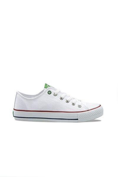Kadın Beyaz Spor Ayakkabı Bn-30196