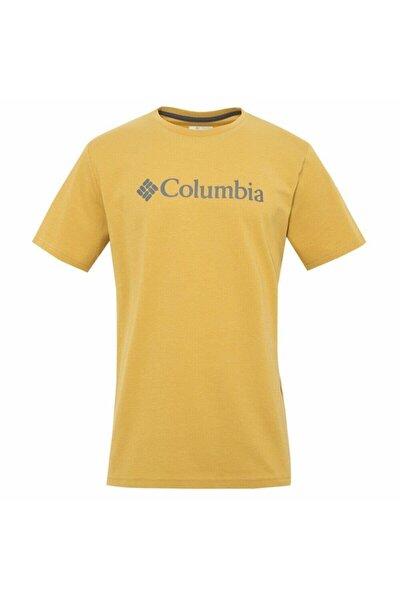 Csc Basic Logo Short Sleeve Erkek Kısa Kollu Tişört Cs0001-718