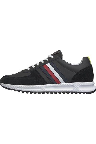 Modern Corporate Deri Runner Sneaker