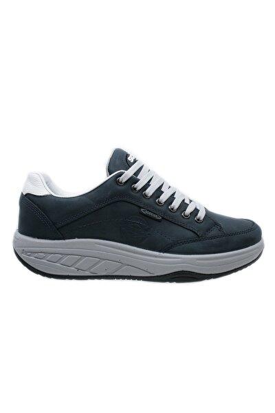 Deri Lacivert Erkek Yürüyüş Ayakkabı M0781CL