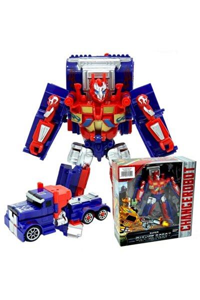 Kutulu Transformersa Dönüşen Bumblebee