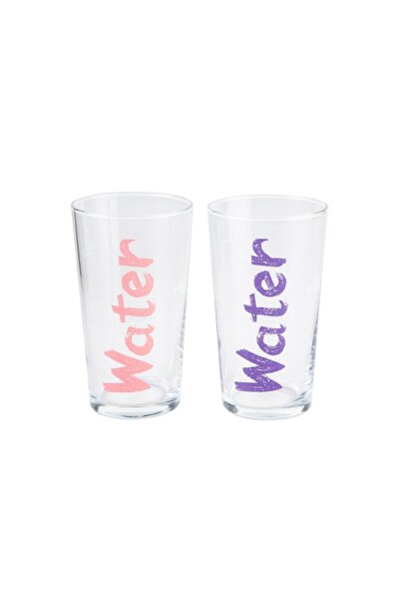 Water Bardak 570 Ml 2'li Set