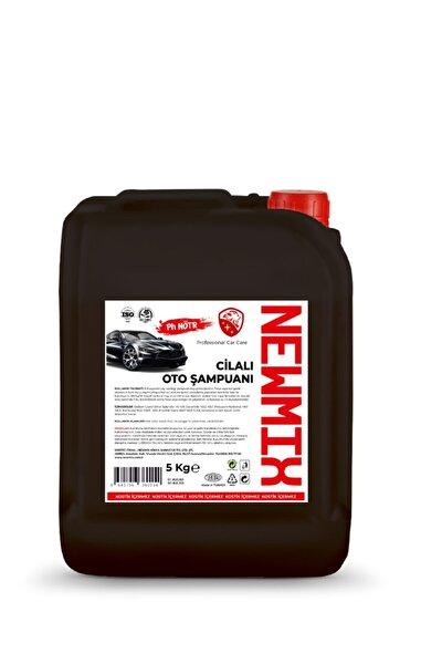 Ph Nötr Cilalı Fırçalı Oto Şampuanı-5 Kg