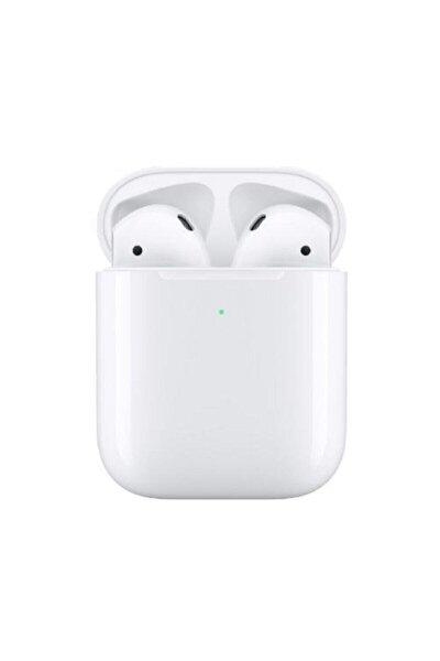 Beyaz Airpods 2.Nesil İphone Android Uyumlu Bluetooth Kulaklık