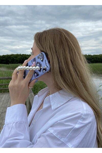 Iphone Göz Detay Telefon Kabı Iphone 8 Plus