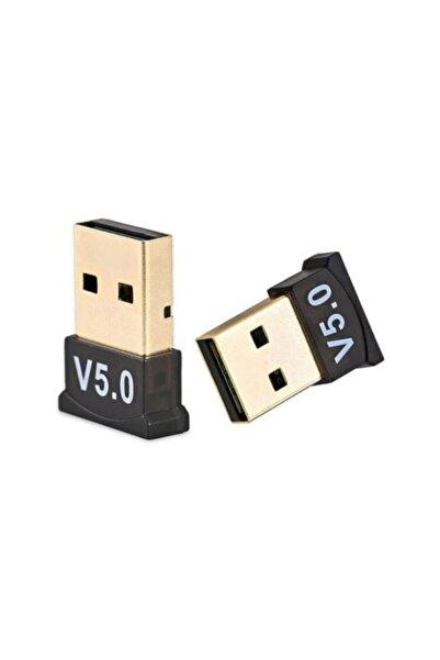 Mini V5.0 Usb Bluetooth Dongle V5.0 Bluetooth Adaptör Kablosuz Bağlantı Adaptörü