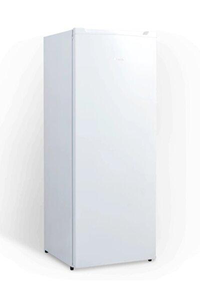 UED 5175 DTK 5 Çekmeceli Beyaz Derin Dondurucu