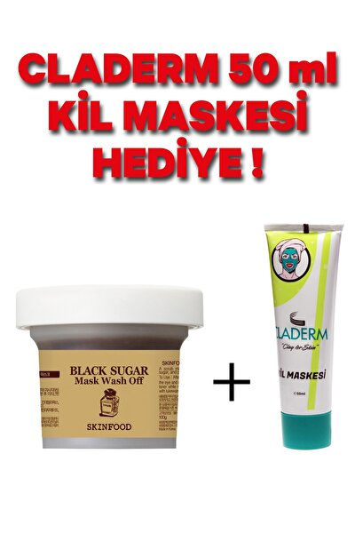 Black Sugar Çok Kullanımlık Yenileyici Yüz Maskesi 100g