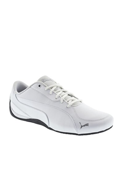 Erkek Beyaz Drıft Cat Core Günlük Spor Ayakkabı 362416-03