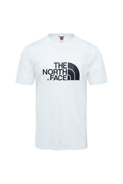 Easy Erkek T-Shirt Beyaz