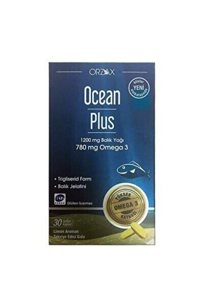 Plus 1200 Mg Balık Yağı Omega 3 30 Kapsül