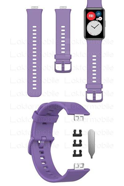 Huawei Watch Fit Silikon Kordon Premium Spor Kayış - 14 Renk