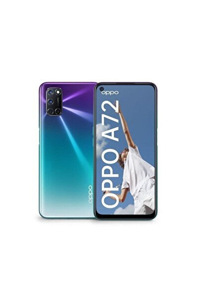 A72 128GB Uzay Moru Cep Telefonu (Oppo Türkiye Garantili)
