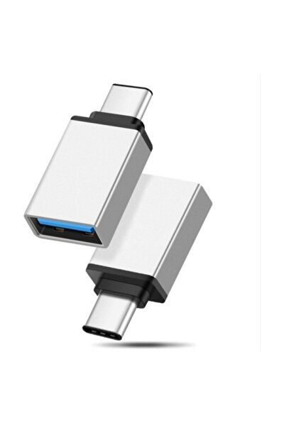 Usb Type-c Dönüştürücü Otg Çevirici Adaptör Metal Xiaomi-samsung