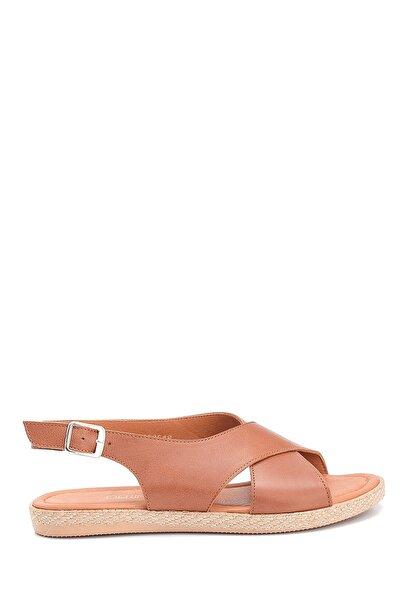 Kadın Casual Deri Sandalet