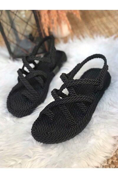 Halat Kadın Sandalet