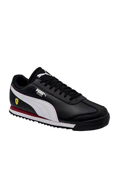 Ferrari Roma Erkek Siyah Spor Ayakkabı