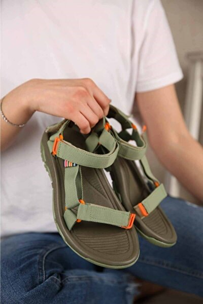 Kadın Trekking Günlük Sandalet Rahat Yazlık Spor Sandalet