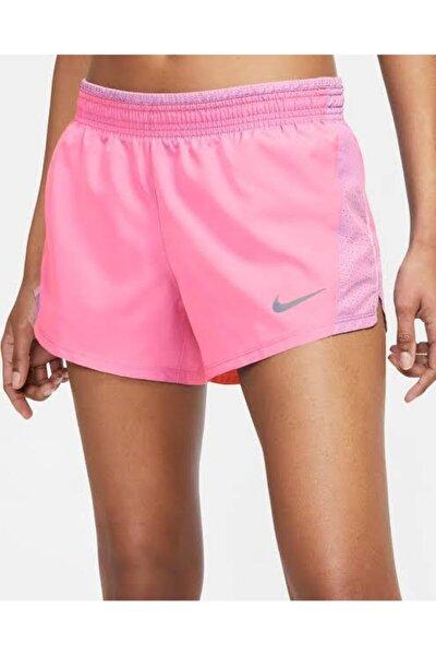 Şort Pembe 10k Women's Running Shorts Kadın Koşu Şortu 895863-607