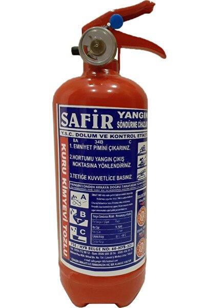 Yangın Söndürme Tüpü 1 Kg - Araç Yangın Tüpü