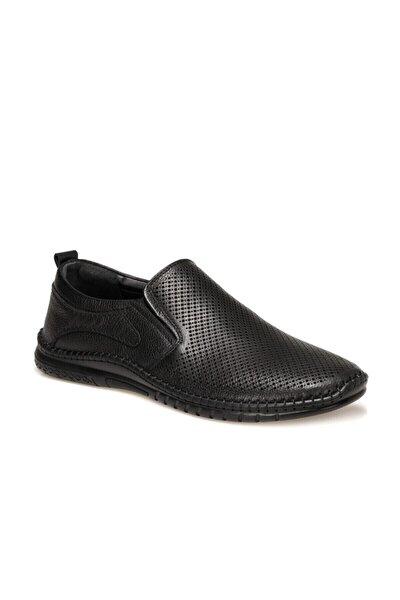 100543.M1FX Siyah Erkek Klasik Ayakkabı 100787533