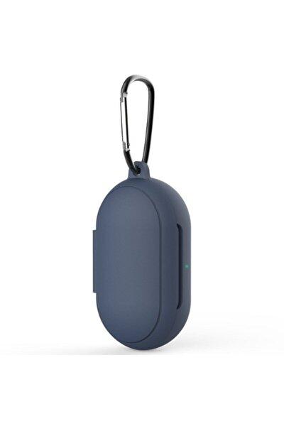Ally Sm Galaxy Buds +plus Kılıf Bluetooth Için Silikon Kılıf+anahtarlık