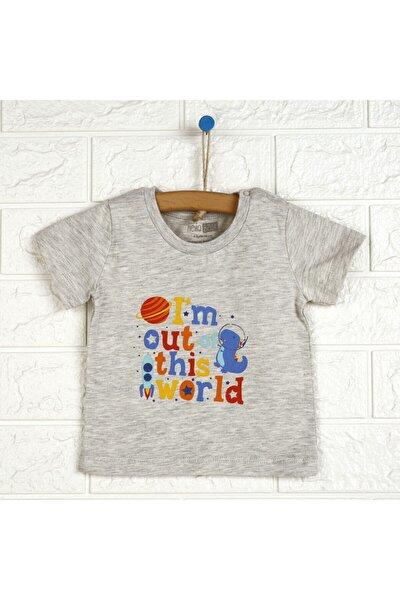 Basic Erkek Bebek T-shirt