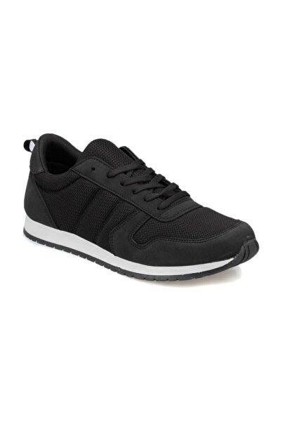 91.356062.m Siyah Erkek Casual Ayakkabı