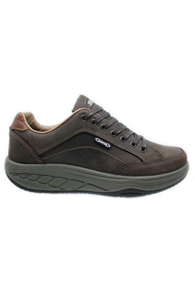 Deri Koyukahve Erkek Yürüyüş Ayakkabı M0781CKO