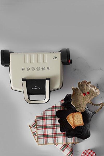Future Granit Tost Makinesi Krem 1800W