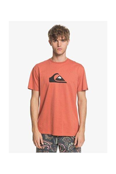 COMP LOGO SS Turuncu Erkek T-Shirt 101106973