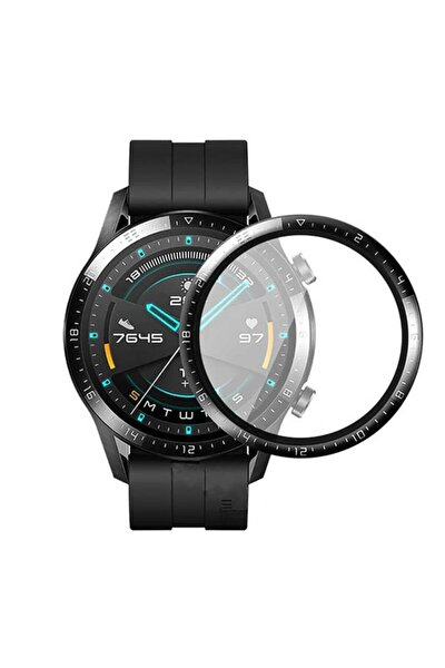 Huawei Watch Gt2 46 Mm Ekran Koruyucu Nano Esnek Cam