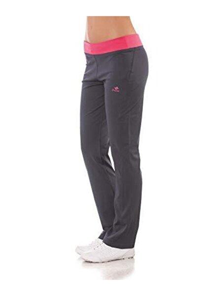 Kadın Antrasit 2101 Regular-fit Spor Pantolon