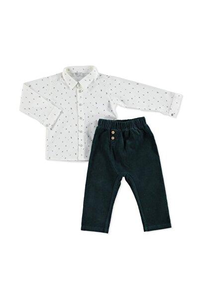 Sevimli Ayı Tema Gömlek Pantolon