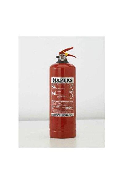 4 Yıl Garantili 1 kg Yangın Söndürücü Abc Tozlu Ce Belgeli