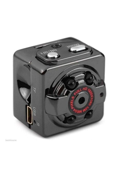Gizli Aksiyon Ve Araç Video Mini Kamera Sq8 Full Hd 1080 En Siga