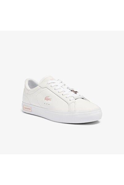 Powercourt 0921 1 Sfa Kadın Beyaz - Pembe Sneaker