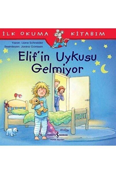 Elif'in Uykusu Gelmiyor-ilk Okuma Kitabım