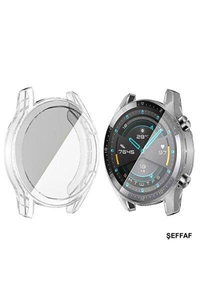 Huawei Watch Gt2 46 Mm 360 Derece Kasa Ve Ekran Koruyucu