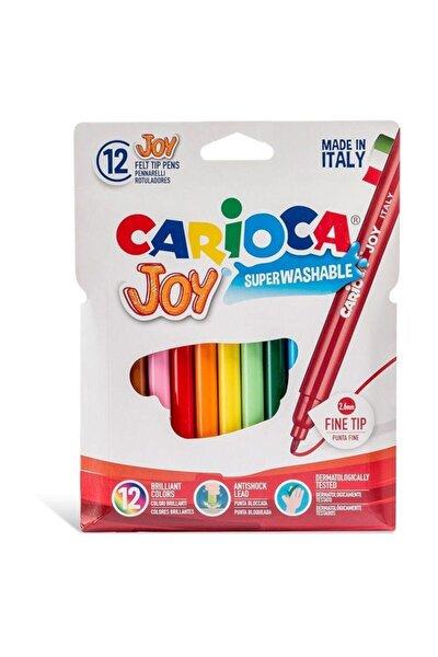 Joy Yıkanabilir Keçeli Kalem 12li 40614