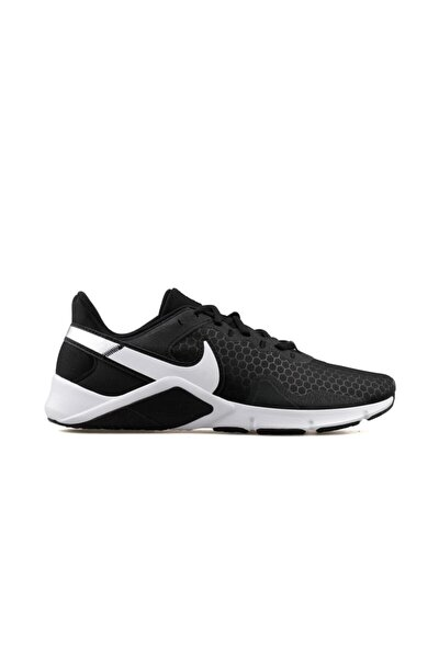 Erkek Legend Essential 2 Yürüyüş Koşu Ayakkabı Cq9356-001- Siyah