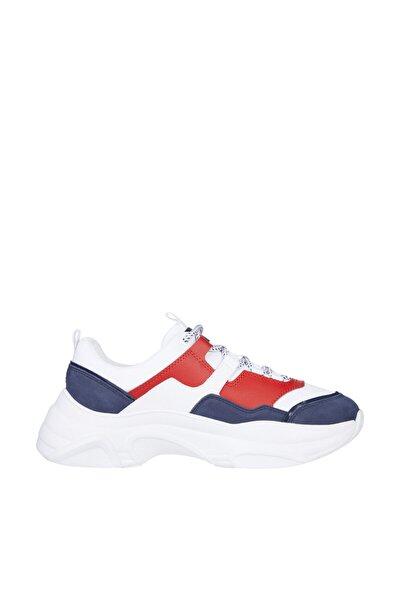 Kadın Mavi Sneaker Tommy Jeans Lightweight Shoe EN0EN01273
