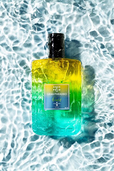 Gran Paradiso Oasis Edp 50 ml Erkek Parfüm 8682367012807