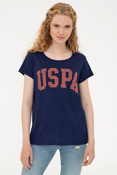 Lacıvert Kadın T-Shirt